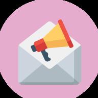 Diffusion de publicités en ligne - mailing - Newsletter